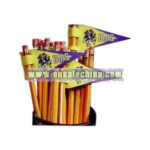 Pencil pennant