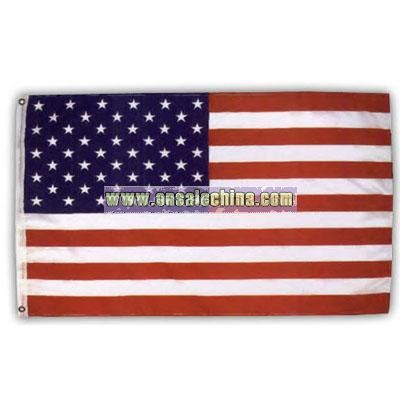 Large 100% Polyester Window Flag