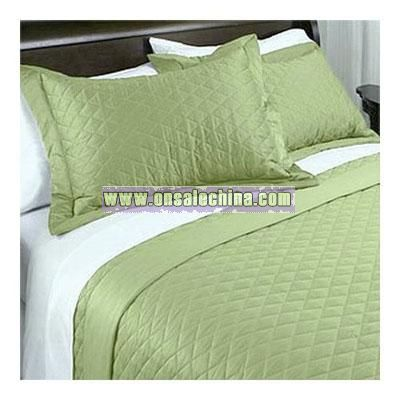 Queen Size Bedding Quilt Coverlet Set