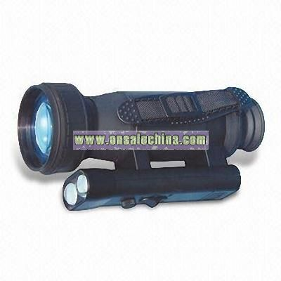 NightVision Monocular with Magnification