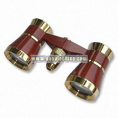 Telescope Optical Binoculars with Magnification of 3x
