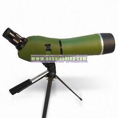 Spotting Scope with Prismatic Focus and 15 to 45x Zoom