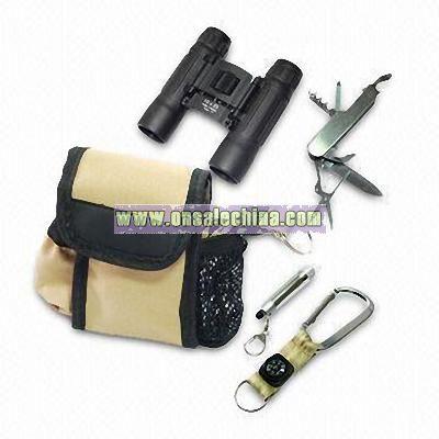 Binoculars Outdoor Tool kit