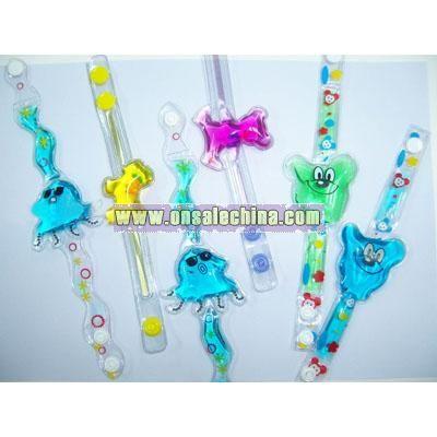 Liquid Filled Bracelets