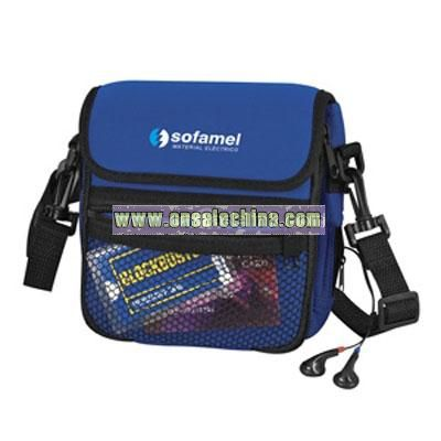 CD Player Carrying Case - Blue