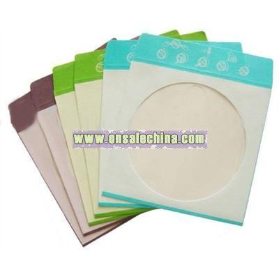 Color Printed CD Sleeve