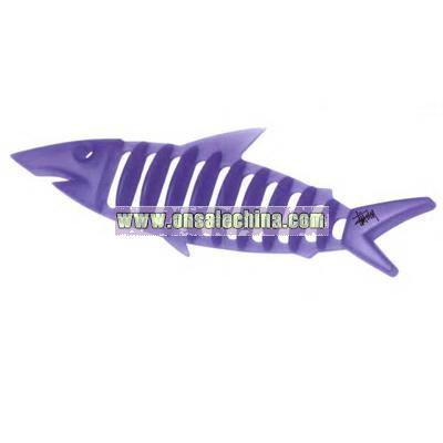 Fish shaped CD holder
