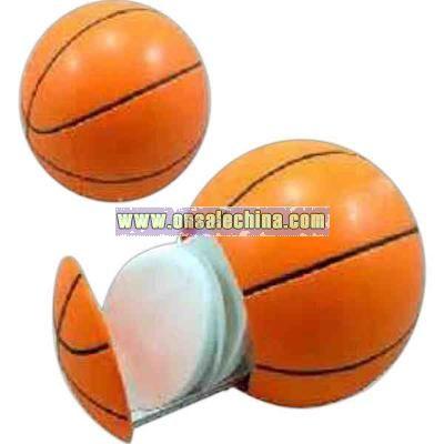 Polyurethane Basketball Shape CD Box