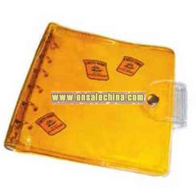 Plastic DVD box