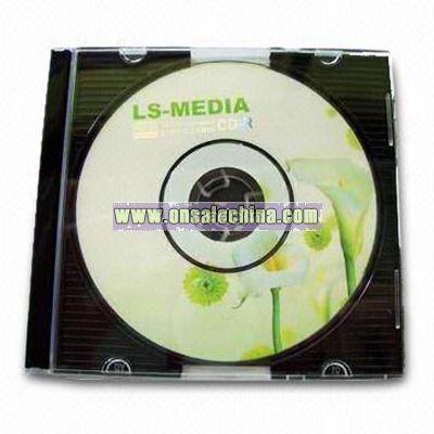 Mini 5.2mm CD Jewel Case