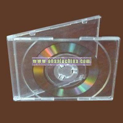 Clear CD Jewel Box