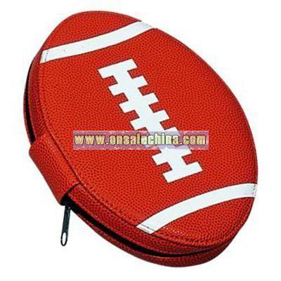 American Football Shape CD Case