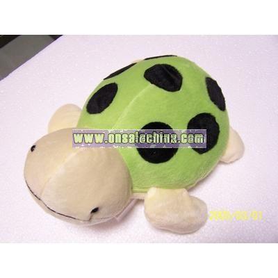 big turtle shape CD bag