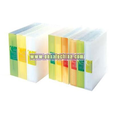 Eco-friendly pp CD file