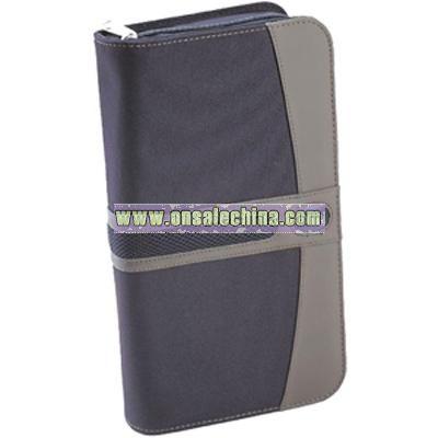 600D Polyester CD Wallet