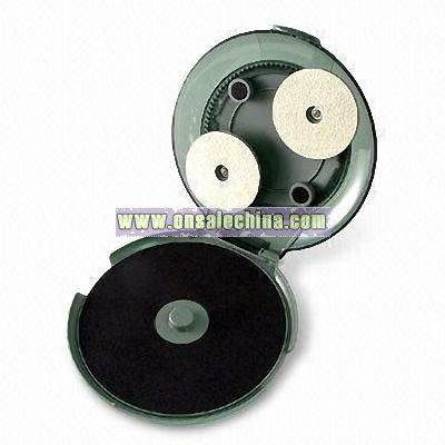 CD Cleaner with One Wiping Cloth