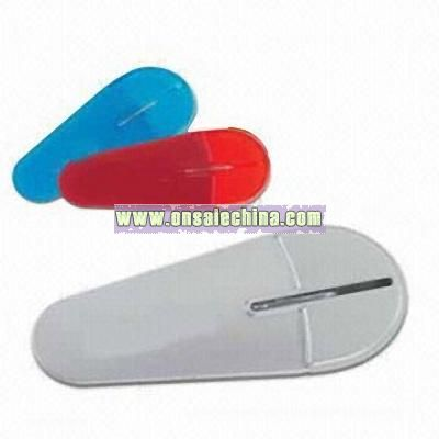ABS and Nylon CD Cleaner