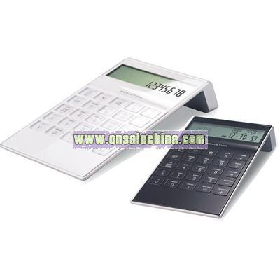 8 Digits Dual Power Calendar Desktop Calculator