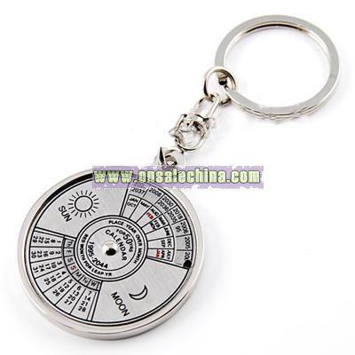 calendar key chain