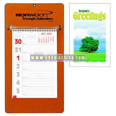 Weekly Memo Calendar
