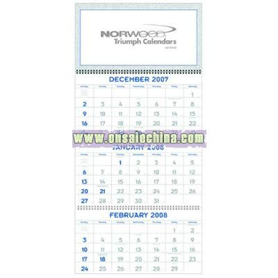 Commercial Planners Calendar