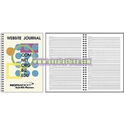 Website Journal Calendar
