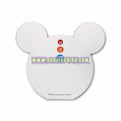 Mickey mouse yearly calendar