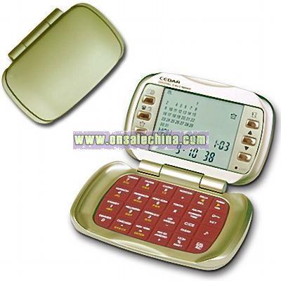 Pocket Calendar Calculator with Databank
