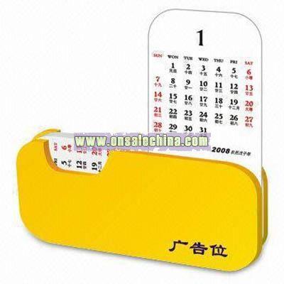 Mini Desktop Calendar