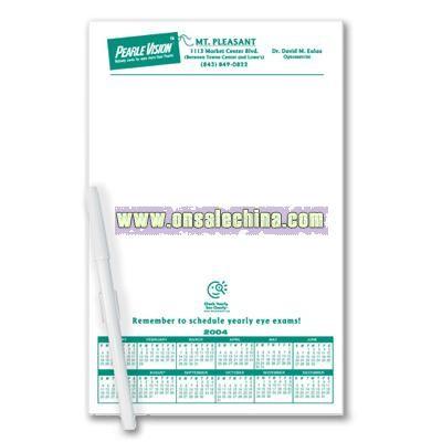 Magnet Memo Board Calendar