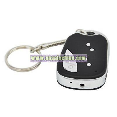 High Resolution Car Key Camera