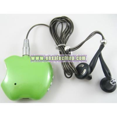 Mini MP3 1.3mega Camera DVR
