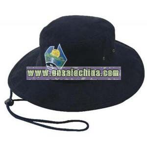 Rigid Canvas Hat