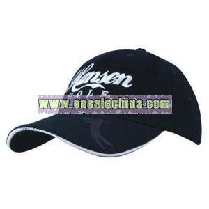 Golf Pattern Cap