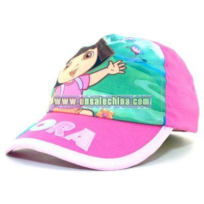 Dora Open Arms Cap