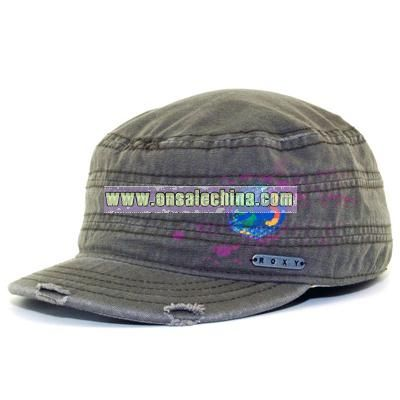 Shatter Proof Military Cap