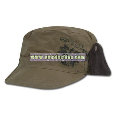 PL Screen Printed Military cap