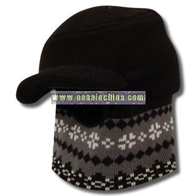 Folded Up Military cap