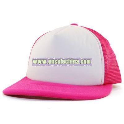 Bright Foam Fan Trucker cap