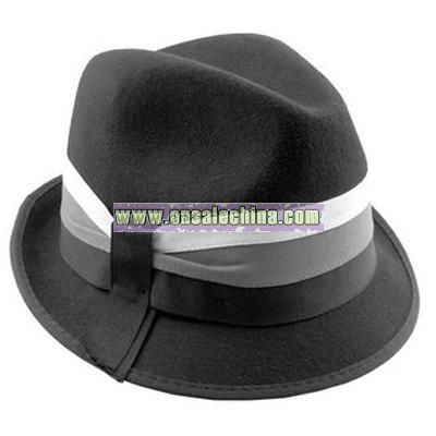 3Tone Band Fedora hat