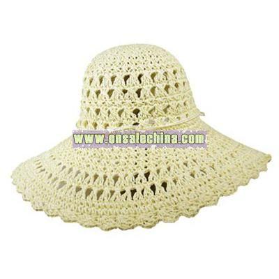 Lace Swinger hat