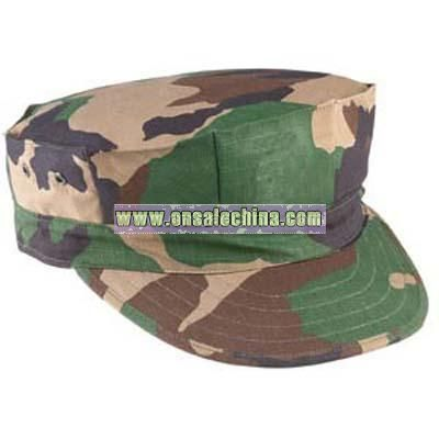 Camouflage Marine Corps Fatigue Caps