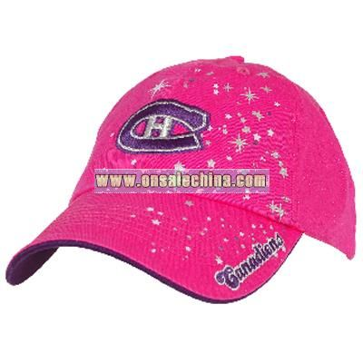 Youth Girl's Stardust Cap