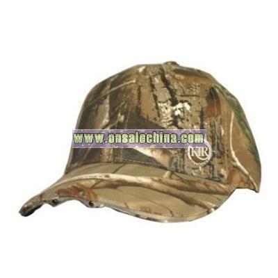 Headlamp Realtree Hunting & Fishing Lighted Hat