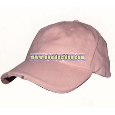 LIGHTED HAT PINK