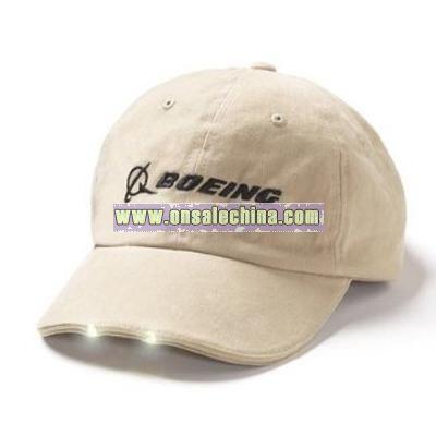 Led Signature Twill Hat