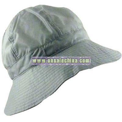 Rain Fisherman Crusher Bucket Foldable Hat