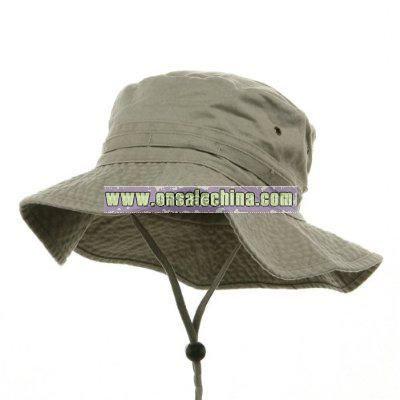 Fishing Hat-Beige