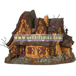 Polyresin Village Building and House Gifts