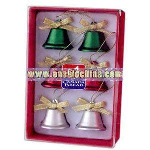 Bell ornament set